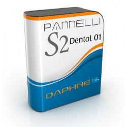 Dental 01: anatomia dentale, agenti patogeni, agenti difensivi - Pannello S2